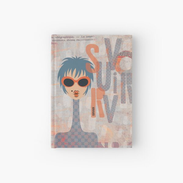 Survivor Hardcover Journal