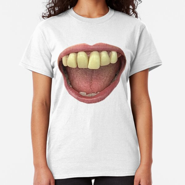 KEITH TEETH OFFICIAL MERCHANDISE Classic T-Shirt
