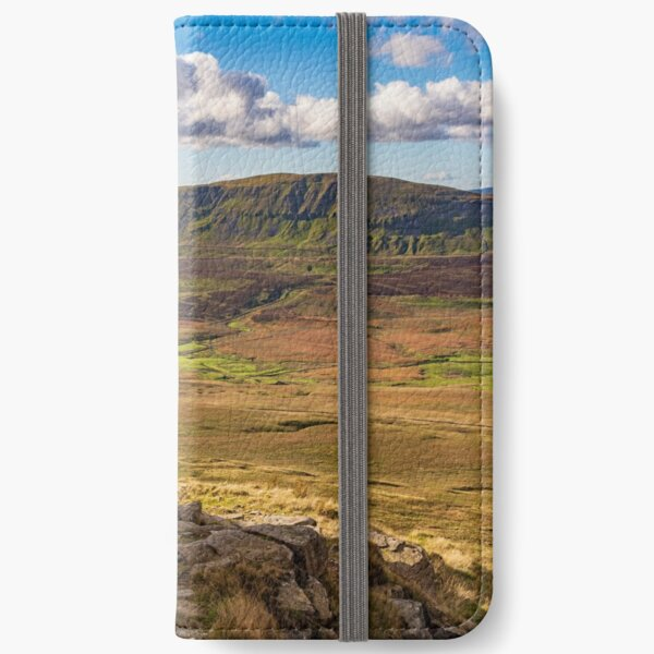 Pen y Ghent from Fountains Fell iPhone Wallet