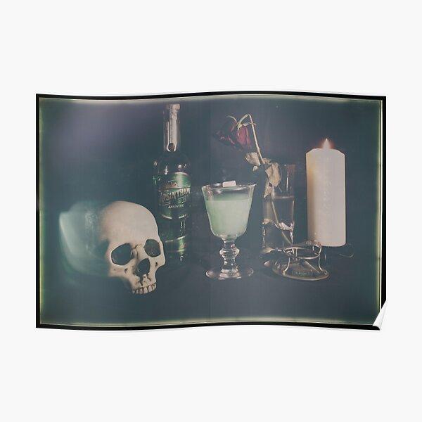 L'Absinthe C'est La Mort I Poster