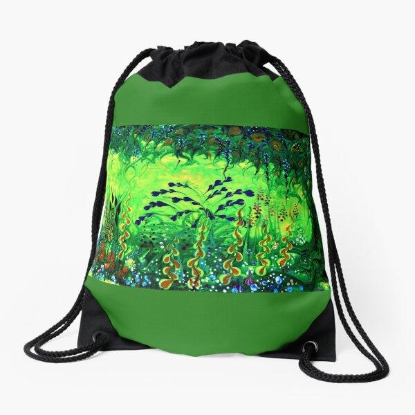 The Secret Garden Drawstring Bag