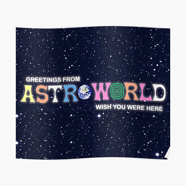 Greetings from, Astro fan cover Poster