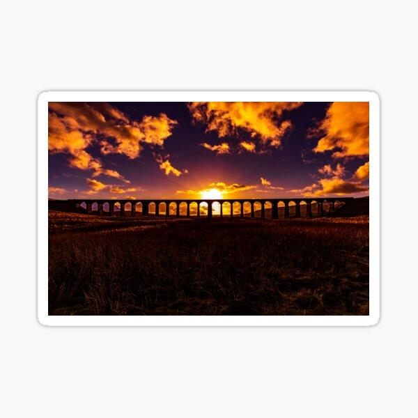 Ribblehead Viaduct Sticker