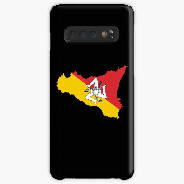 Sicily Sicilia Samsung Galaxy Snap Case