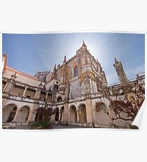 Tomar. Convent of Christ 4 Poster