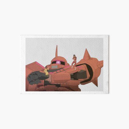 Zaku Art Board Print