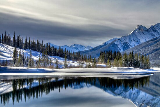 Cross Reflections by Justin Atkins