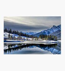 Cross Reflections Photographic Print