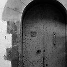 Old Ironworks Door by James2001
