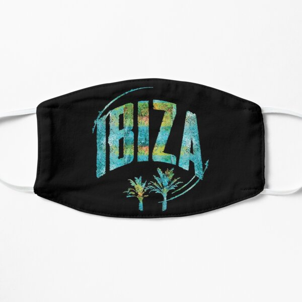 Ibiza Palmen Maske