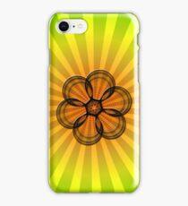 Spirograph Sunburst (iPhone case) iPhone Case/Skin