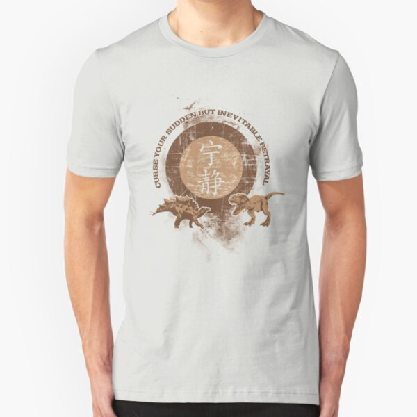Curse your Betrayal - Firefly Slim Fit T-Shirt