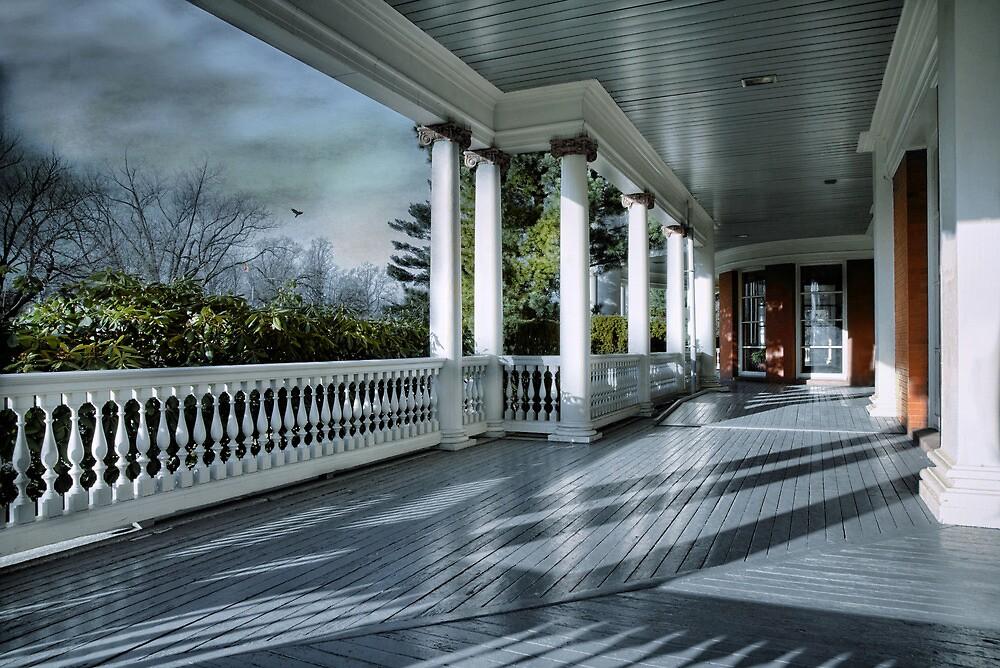 Porch Light by Robin-Lee