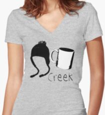 Tweek x Craig Women's Fitted V-Neck T-Shirt