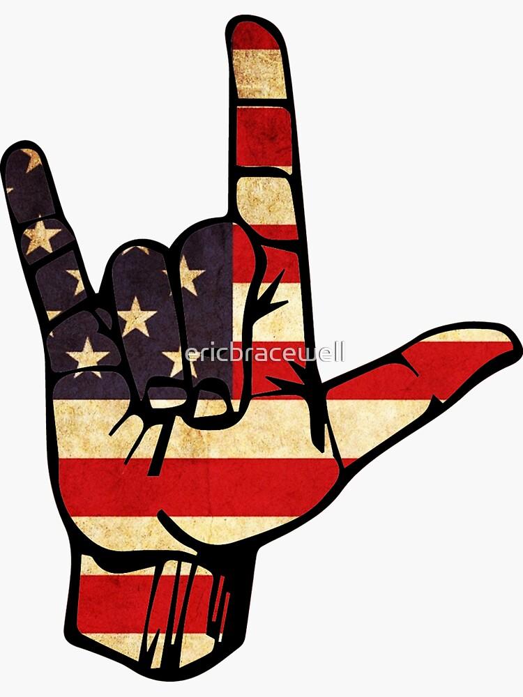 Rock On America by ericbracewell