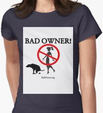 BadOwner Clothes - Sick of the Poo T-Shirt