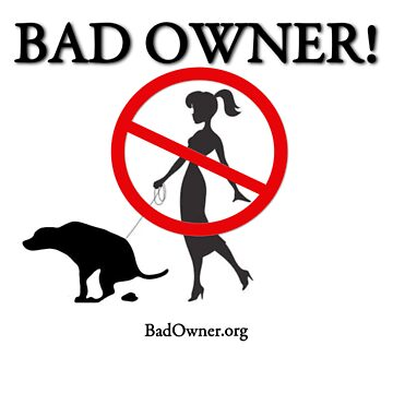 BadOwner Clothes - Sick of the Poo by BadOwner