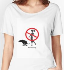 BadOwner.org Women's Relaxed Fit T-Shirt