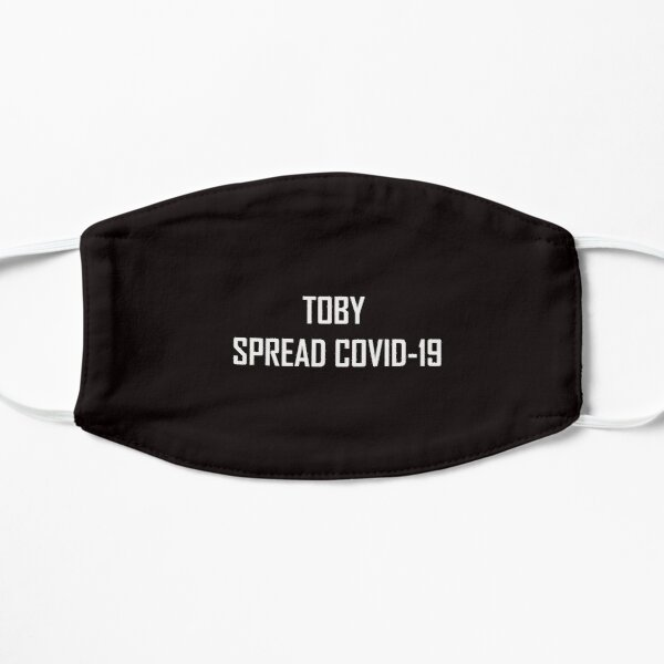 TOBY SPREAD COVID-19 - The Office Masque sans plis