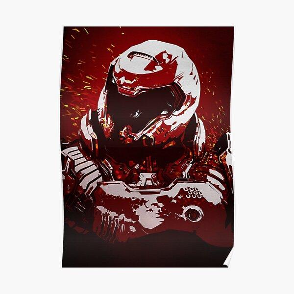 Doom Slayer Poster
