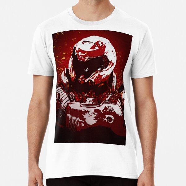 Doom Slayer Premium T-Shirt