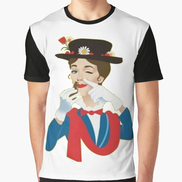 Sniff the Poppers Graphic T-Shirt