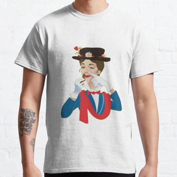 Schnüffeln Sie an den Poppers Classic T-Shirt