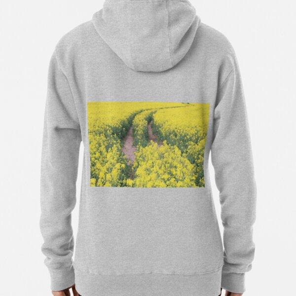 Rape field Pullover Hoodie