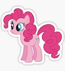 Pinkie Pie Sticker