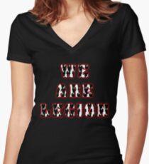 legion Women's Fitted V-Neck T-Shirt