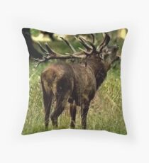 Just call out my name Throw Pillow