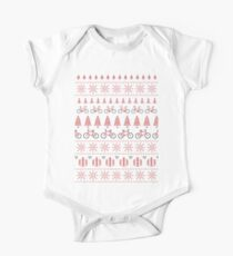 Christmas Jumper Fair Isle for Bikers Kids Clothes