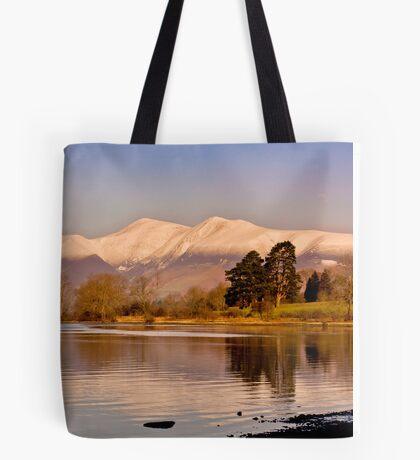 Derwentwater Lake District Tote Bag