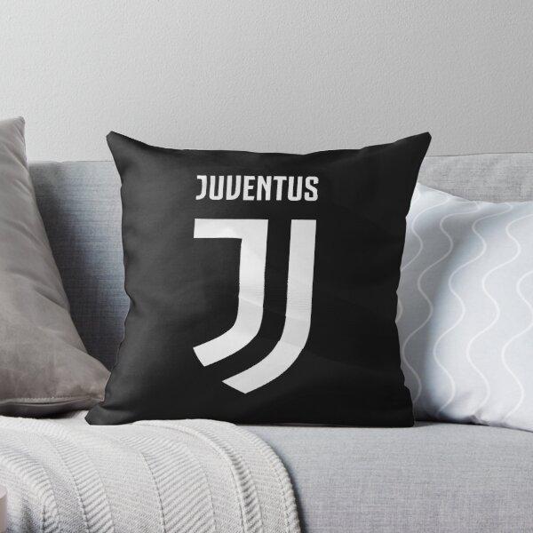 Juventus Cushion Filled Juve Deco /& DECORATIVE PILLOW approx 40x40 cm Memorabilia