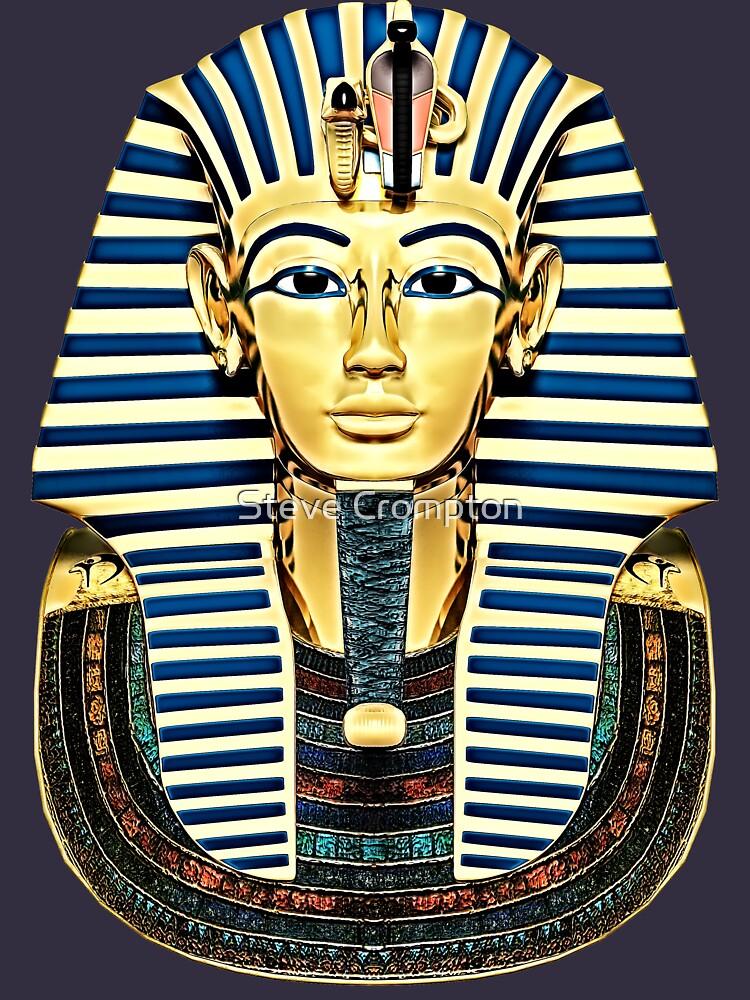 Tutankhamun 'King Tut' Death Mask by SC001