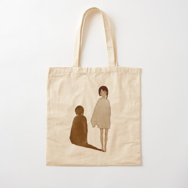 Serial Experiments Lain Cotton Tote Bag
