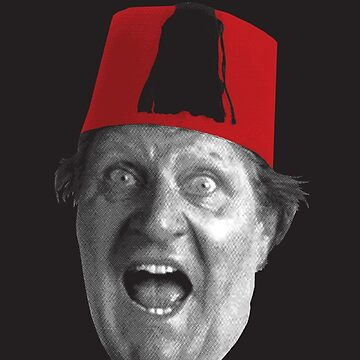 Tommy Cooper by Monkeyboy1138