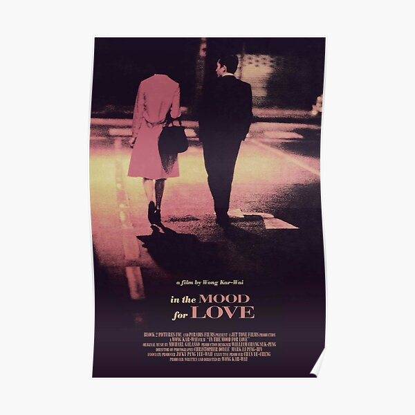humeur d'amour Poster