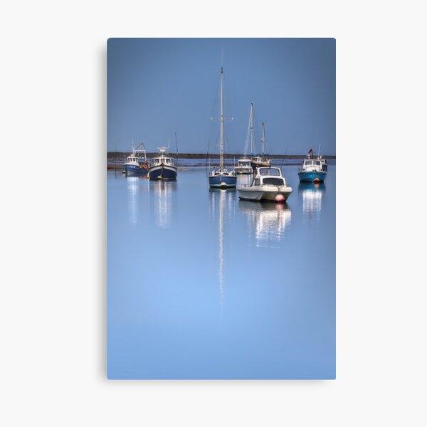 Mersea Island Morning Canvas Print