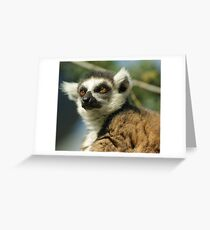 Lem Greeting Card