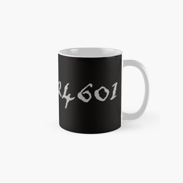 Musical Theatre Gifts - Prisoner 24601 Valjean - Gift Ideas for Musical Theater Lovers of Musicals Classic Mug