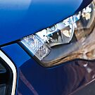 Audi A1 Headlight by AndrewBerry