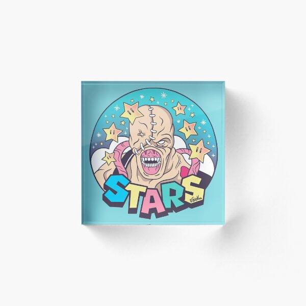 Nemesis - STARS Acrylic Block
