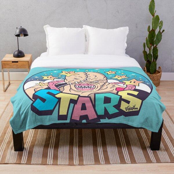 Nemesis - STARS Throw Blanket