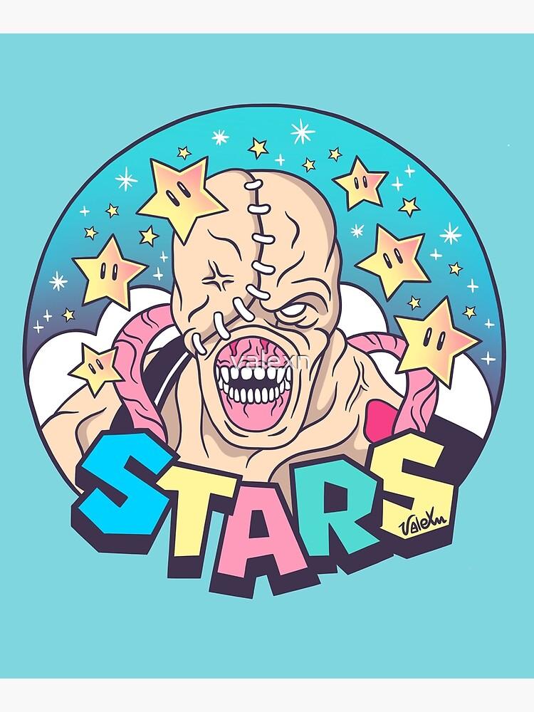 Nemesis - STARS by valexn