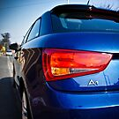 Audi A1 Rear View by AndrewBerry