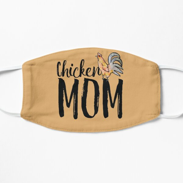 Chicken Mom Mask