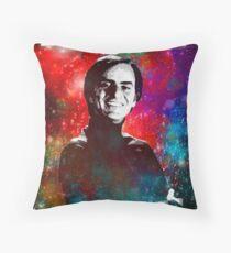 Be Cool Like Carl Throw Pillow