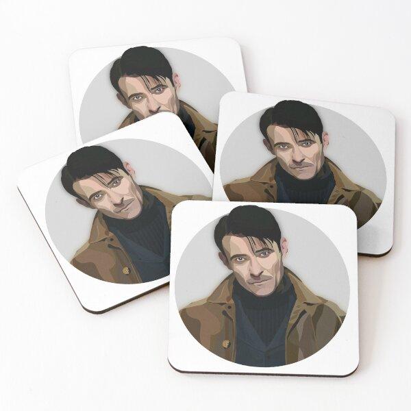 Garcia Flynn Coasters (Set of 4)