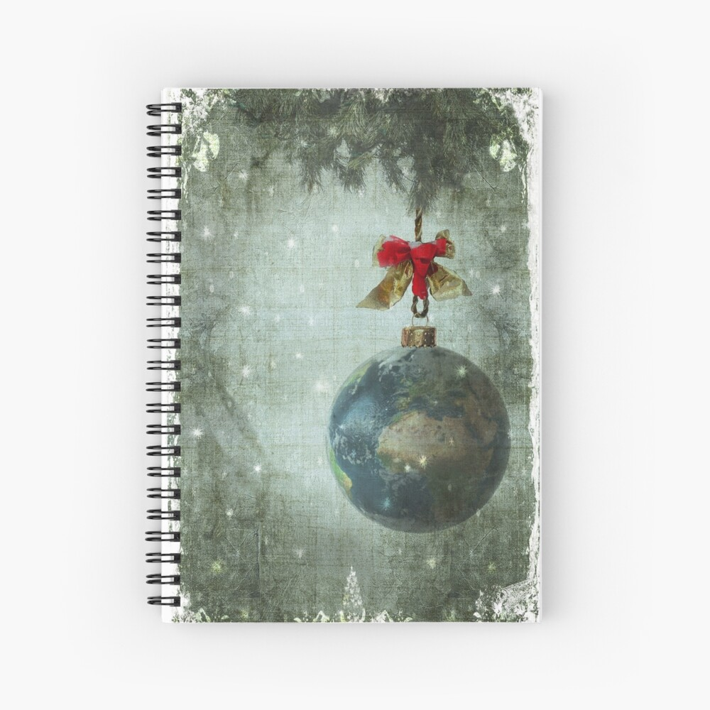 Peace on earth... Spiral Notebook